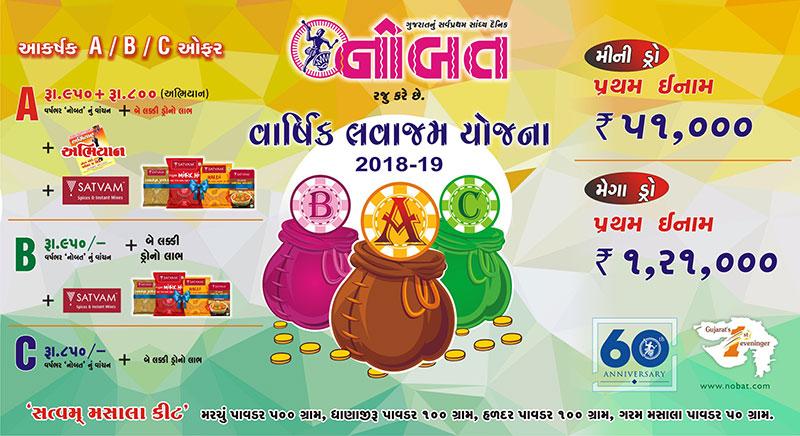 Nobat - Jamnagar Gujarati Evening Daily